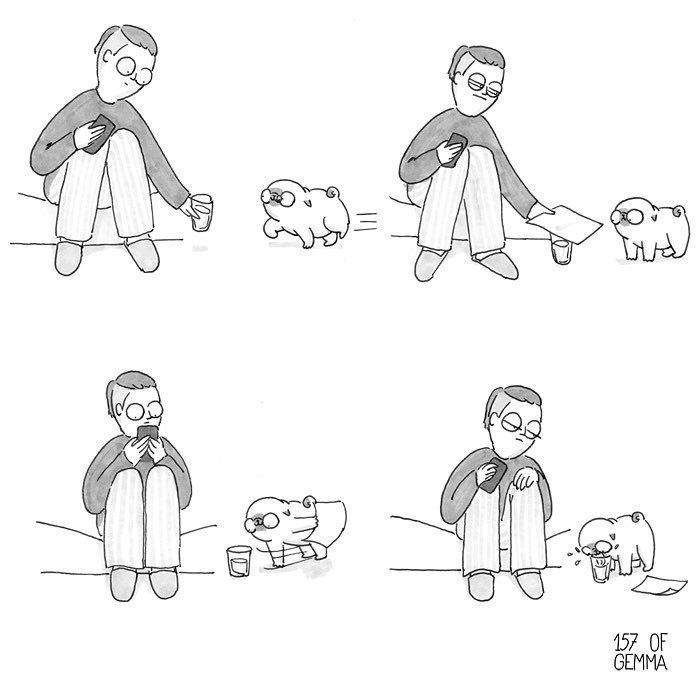 Pug-mochi-comic-gemma-gene