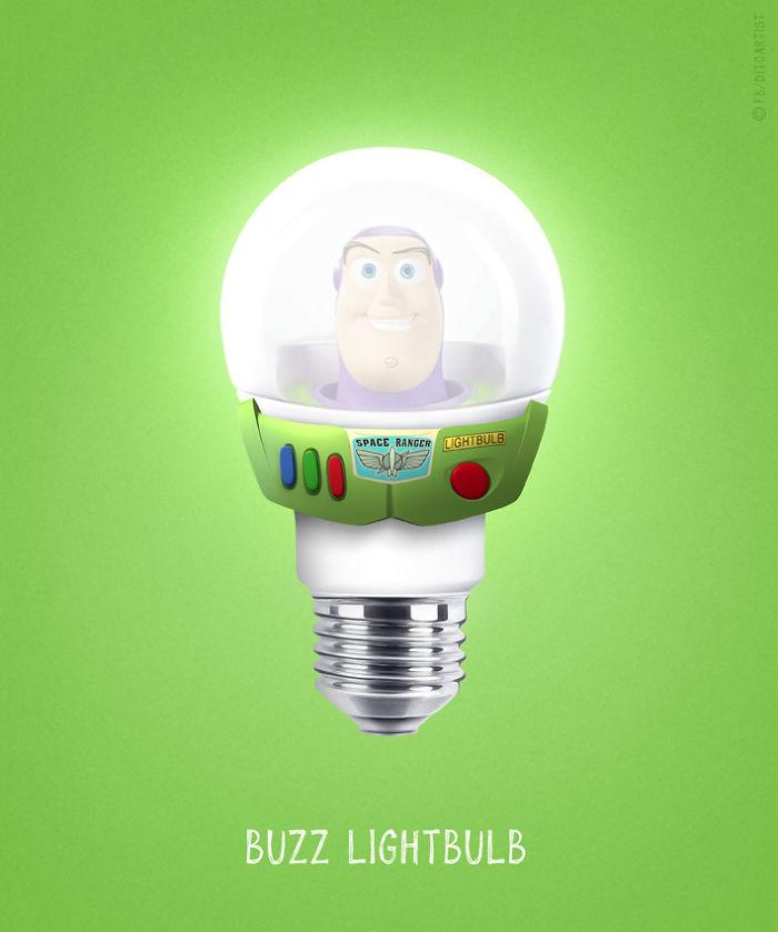 Buzz Lightbulb