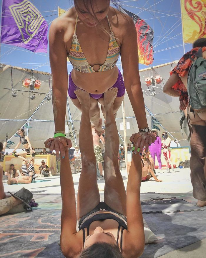 Burning Man 2017