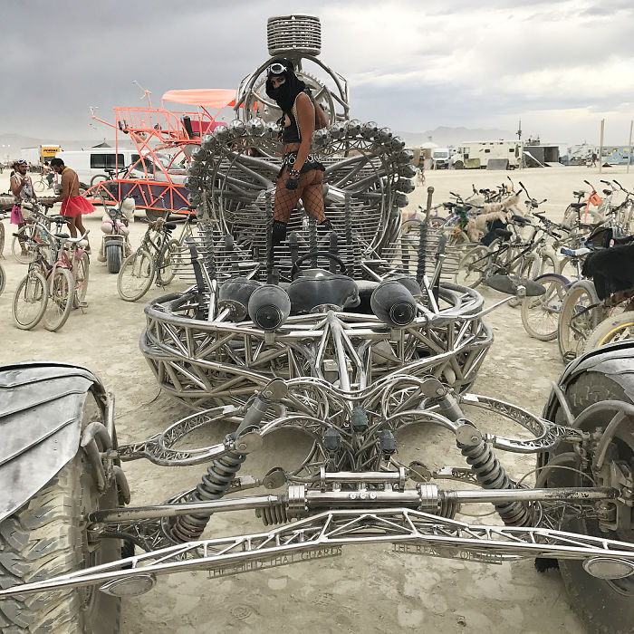 208 Epic Photos From Burning Man 2017 That Prove It S The