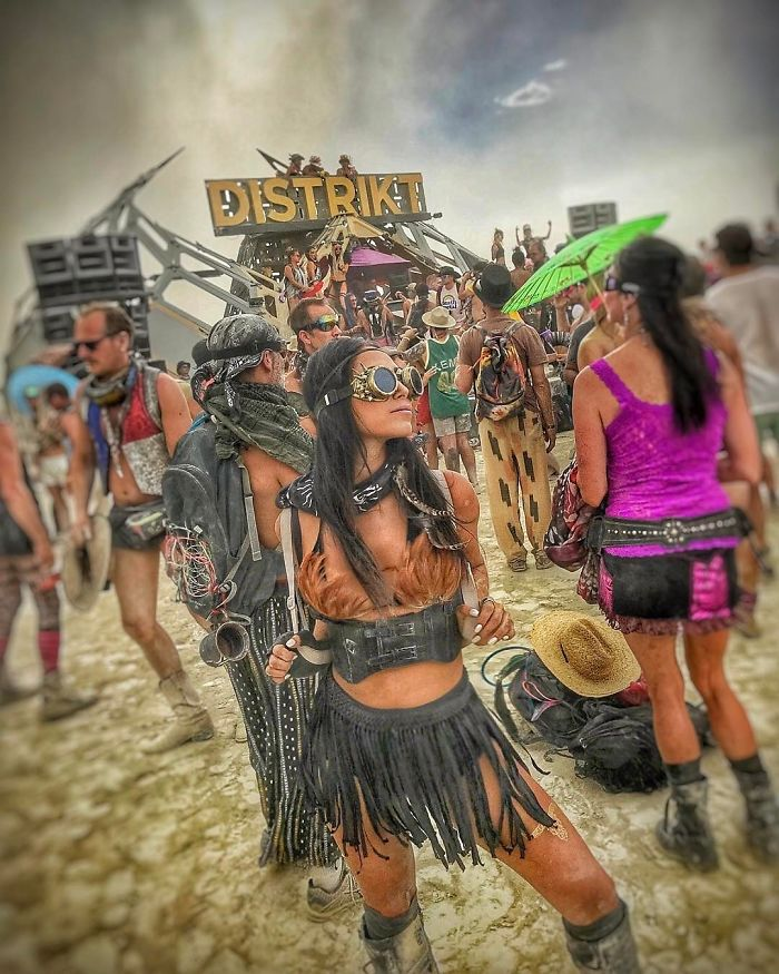 10 Epic Photos From Burning Man 2017 That Prove It S The