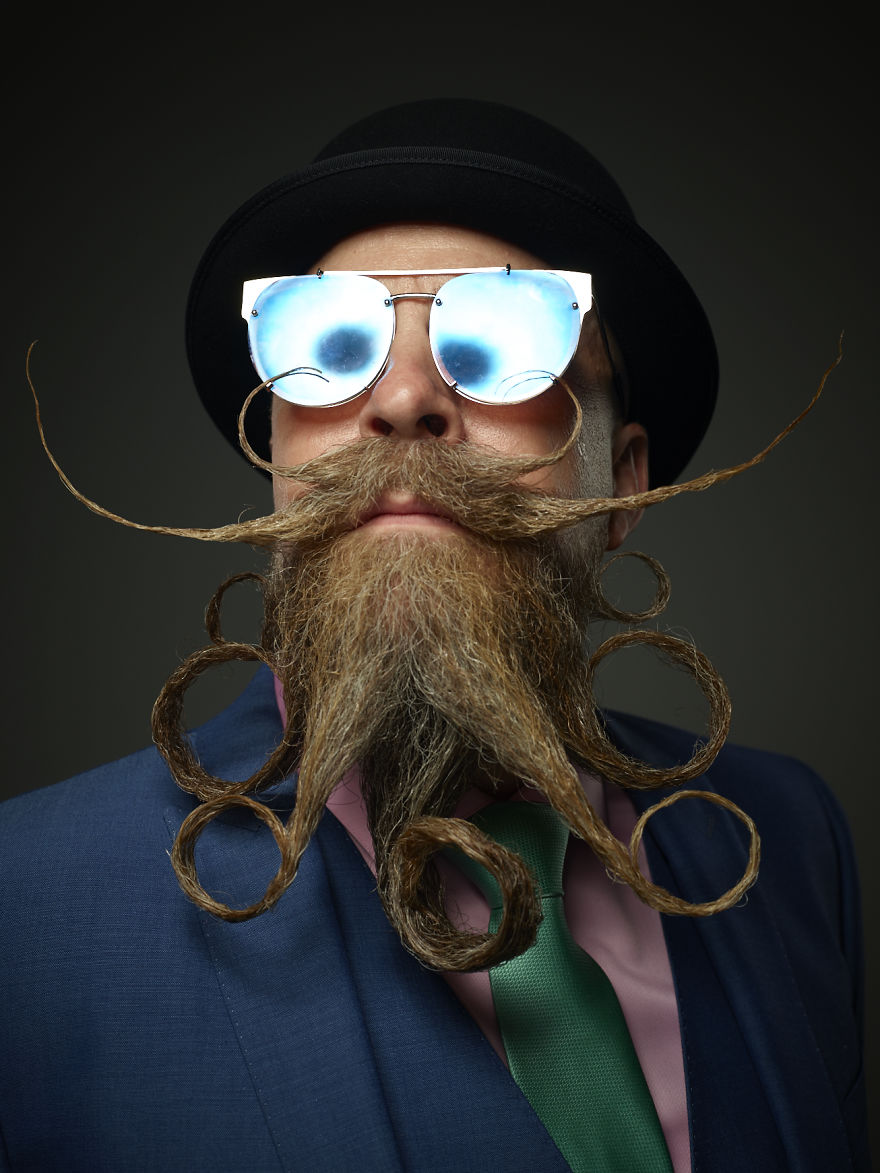 Fine 39 Of The Best Beards From 2017 World Beard And Mustache Natural Hairstyles Runnerswayorg
