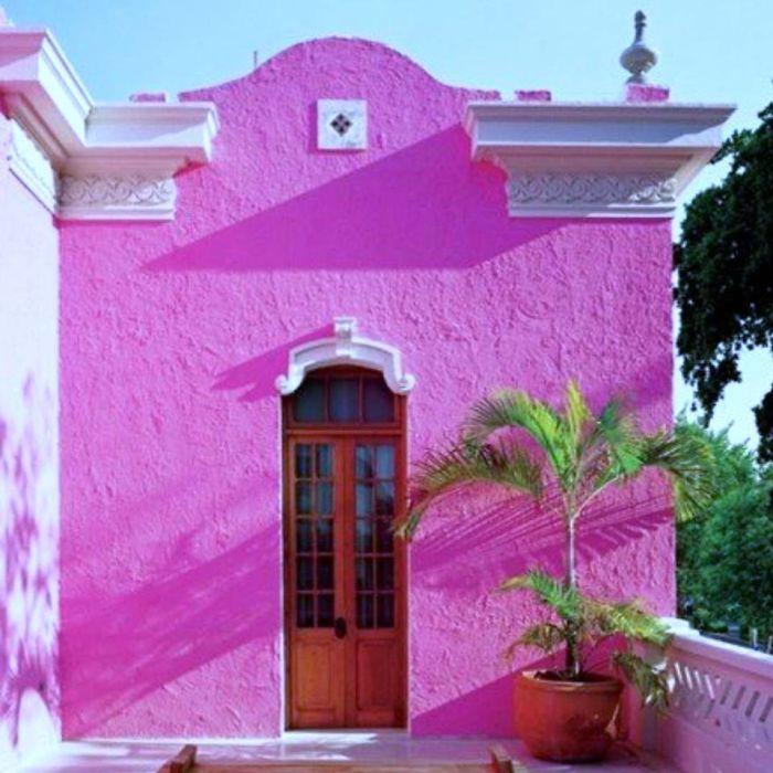 Hotel Rosas In Merida, Mexico