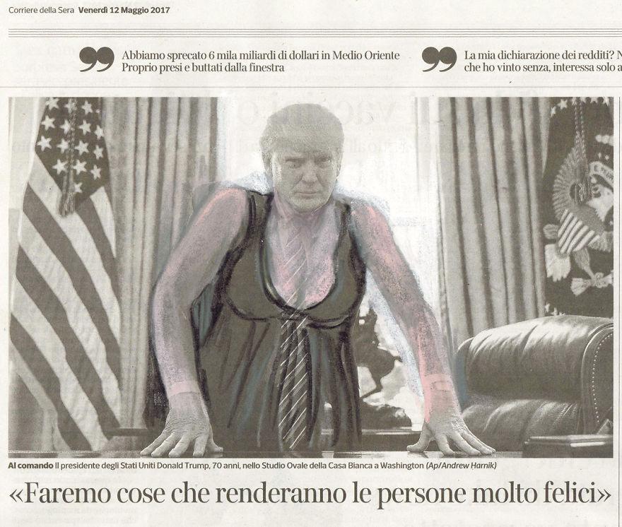 'Faremo Cose Che Renderanno Le Persone Molto Felici' | Corriere Della Sera | Series Part III