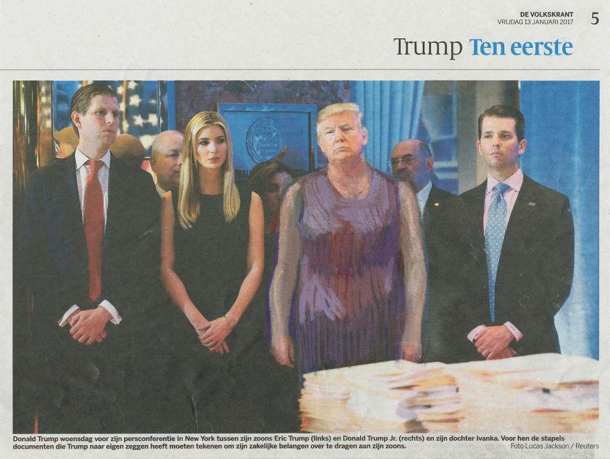 La Mamma | De Volkskrant | Series Part II