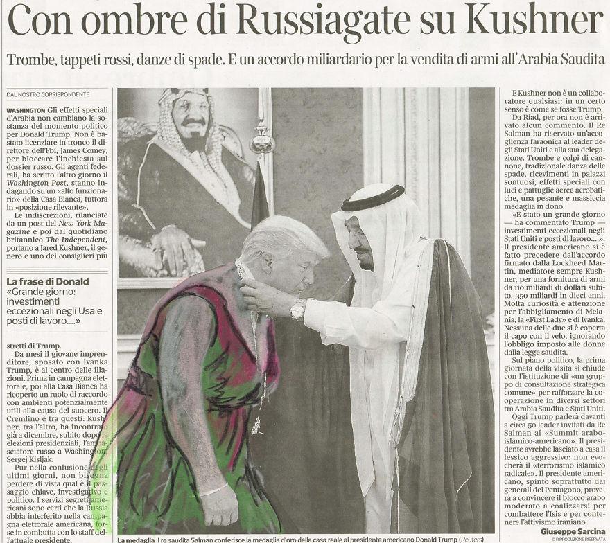 A Nice New Necklace | Corriere Della Sera | Series Part III