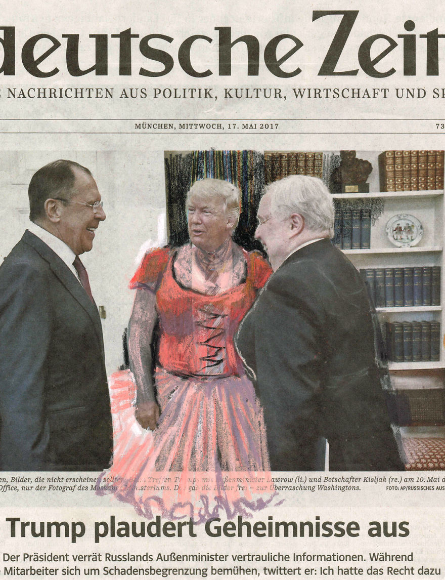 Russiagate | Süddeutsche Zeitung | Series Part II