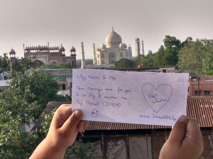 The Great Taj Mahal