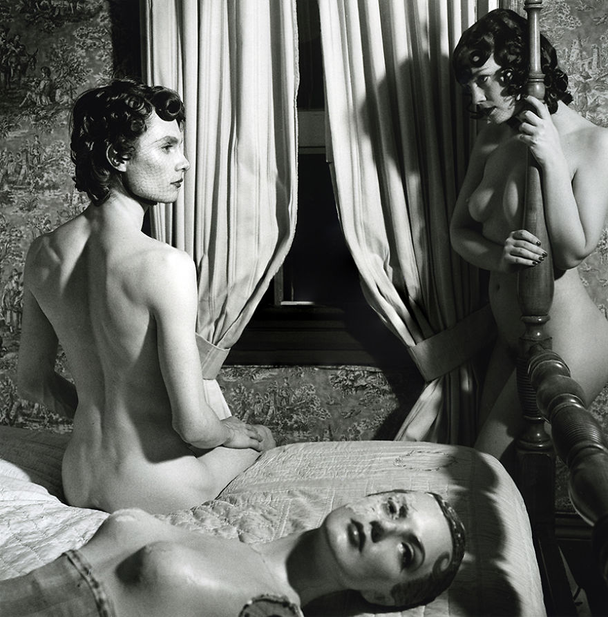 I Conquer Repressed Fears & Desires In Rooms (Nsfw)