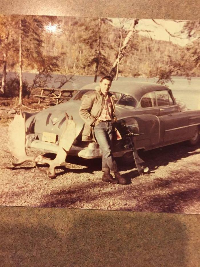 Doug Earl Around 1957/58