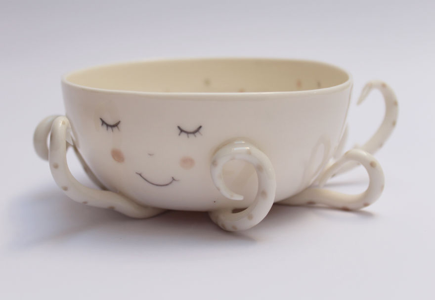 Fairy Tales Porcelain From Clay Opera