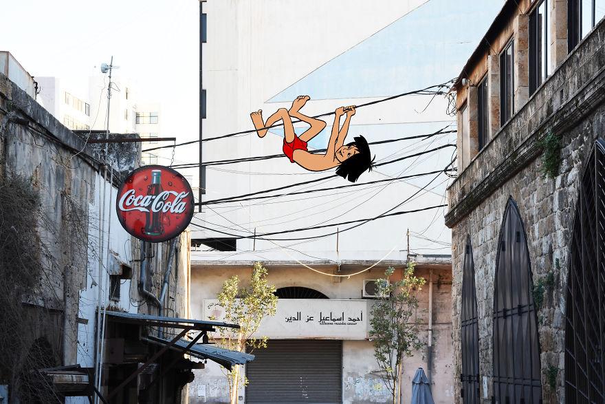 Mowgly (Saidon, Lebanon)