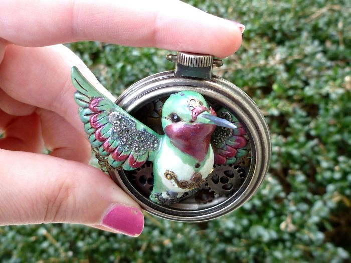 Mystic Reflections Polymer Clay Creations