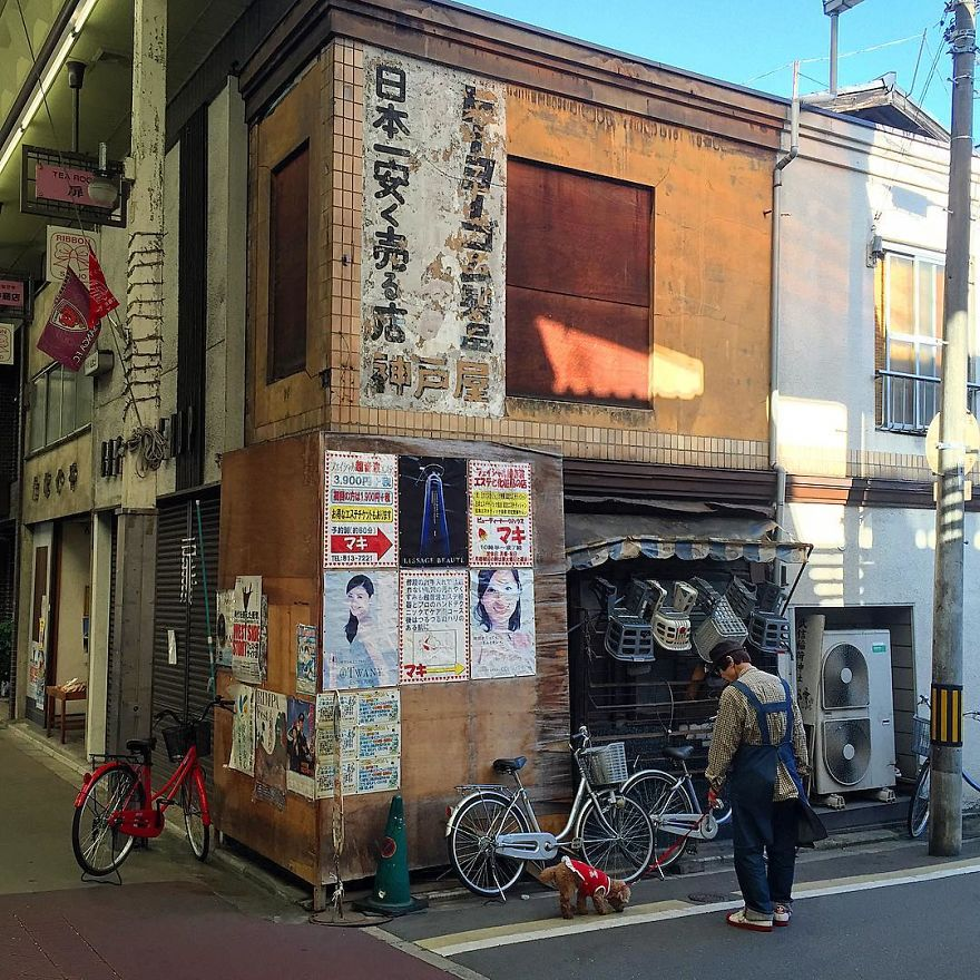 Defunct Rubber Boot Shop Kobeya, Which Was The #1 Cheapest In Japan!