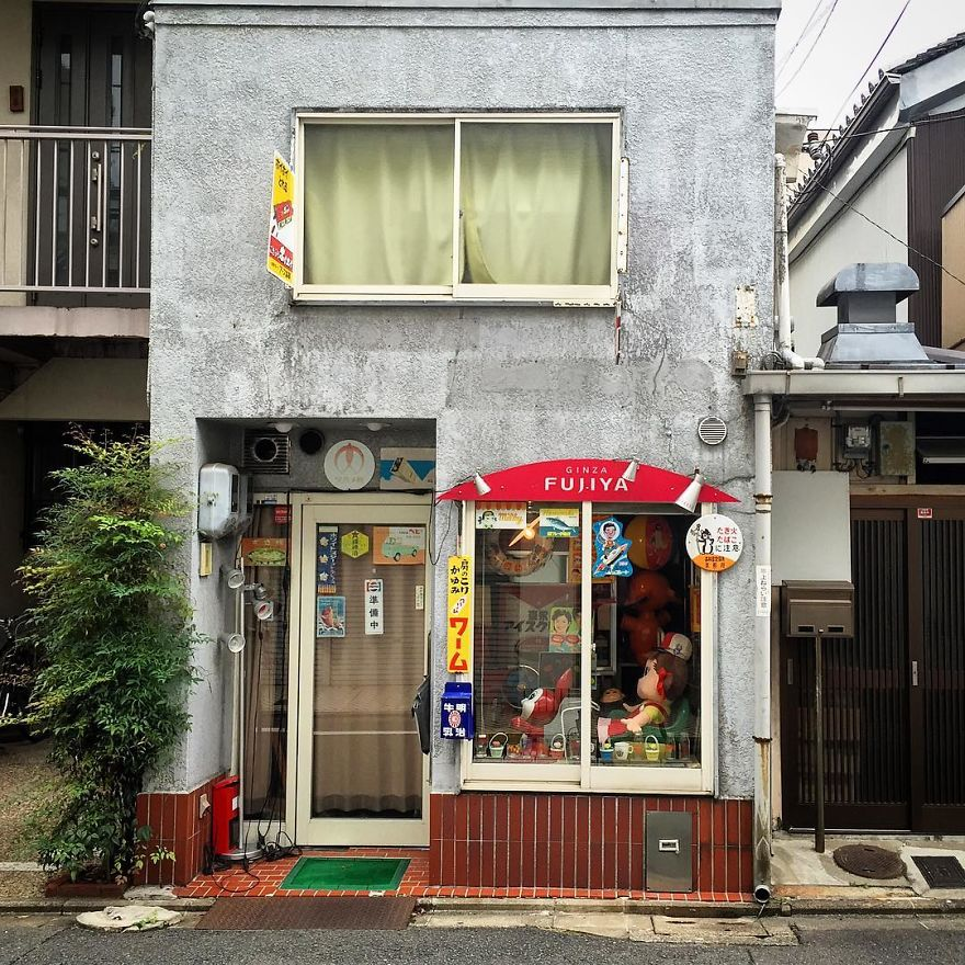 Cute Neighborhood Electric Shop