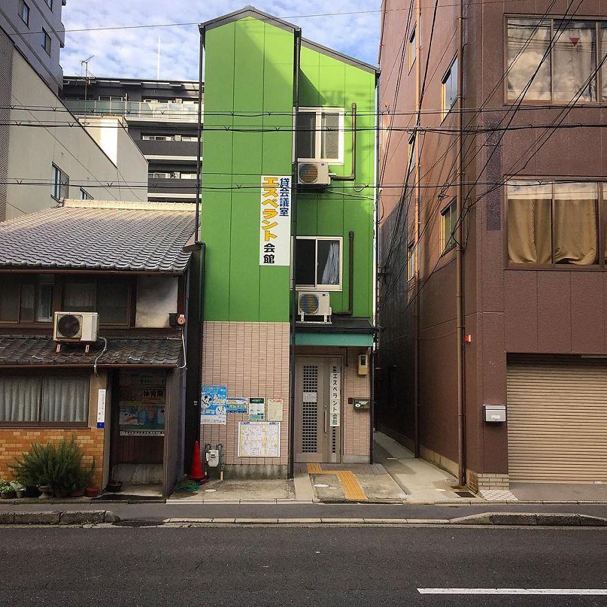 Esperanto Hall, The Place You Can Speak Esperanto In Kyoto