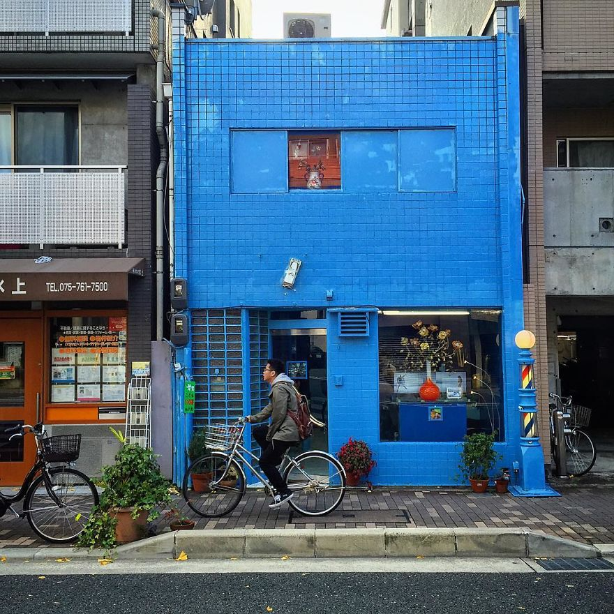 Blue Cut House