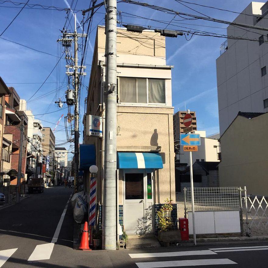 Cute Small Building