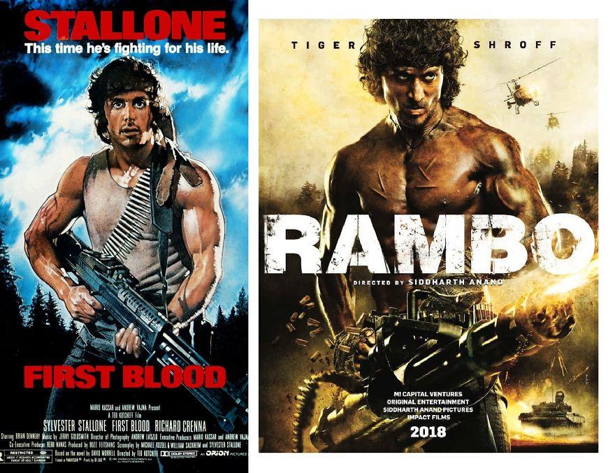 Rambo (1982-2018)