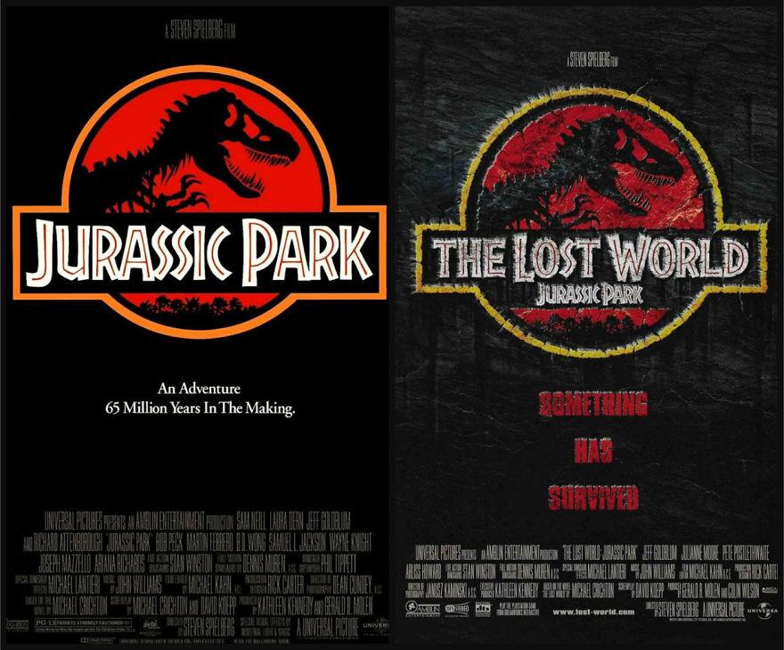 Jurassic Park (1993-2015)