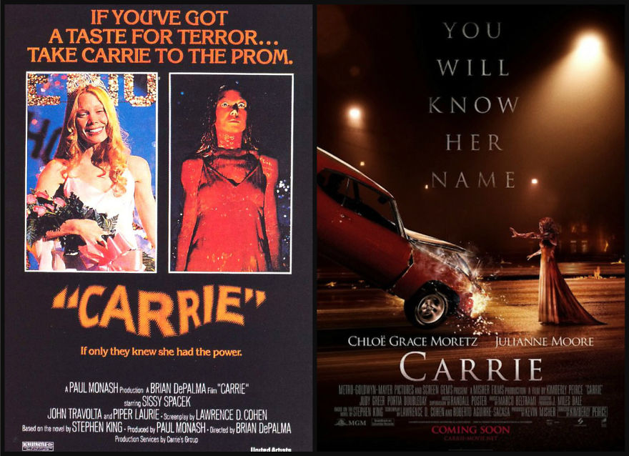 Carrie (1976-2013)