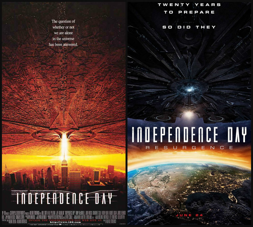 Independence Day (1996-2016)