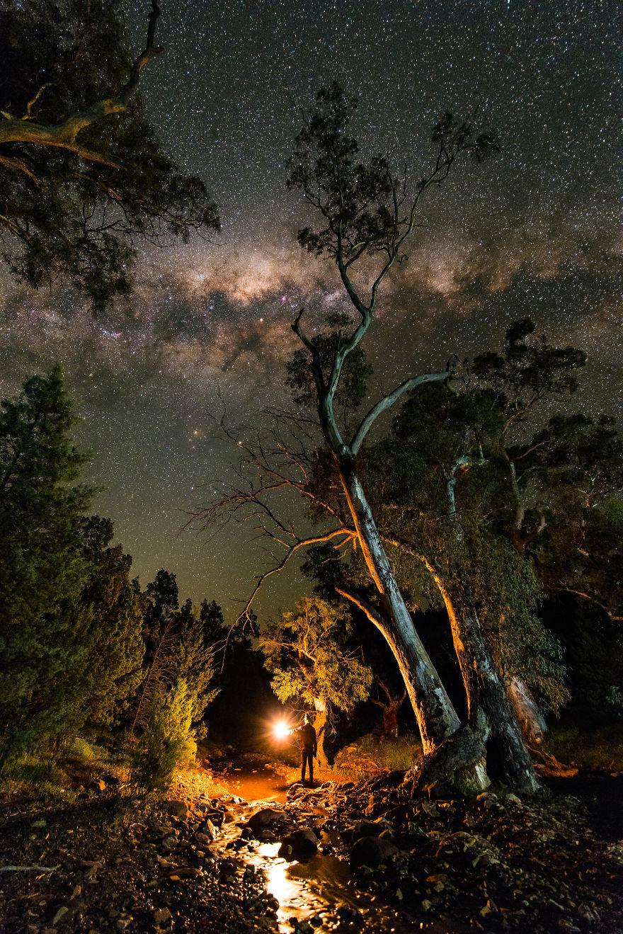 Nightscape | The Search For The Beauty Of Nature, Australia - Ian Inverarity / Pna