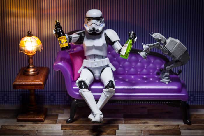 Check Out This Hilarious Star Wars Photography With A Quirky Scottish Twist