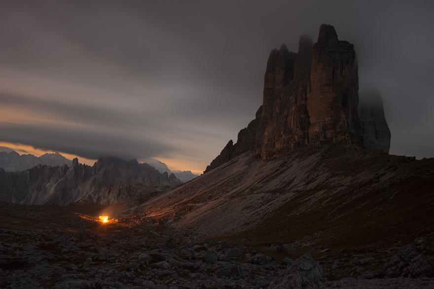 Lavaredo Age Of Fire