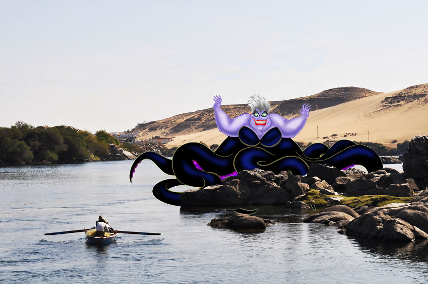 Ursula (Aswan, Egypt)