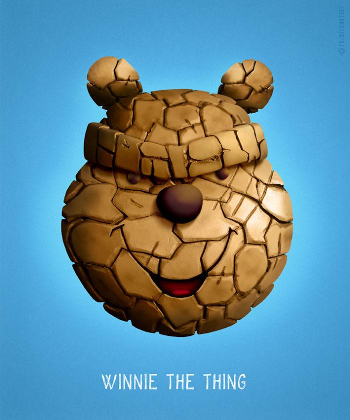 Winnie The Thing