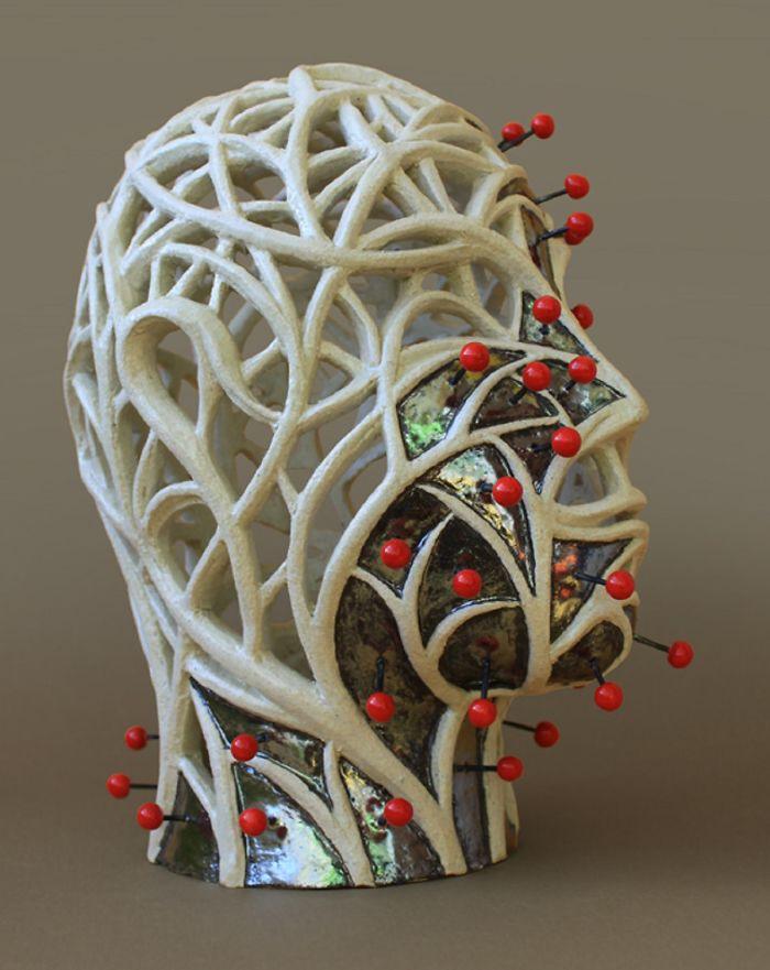 Unique Ceramic Sculptures By Sigita Lukosiuniene