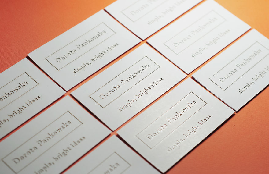 My New Creative Business Card Is Entirely Blank | Bored Panda