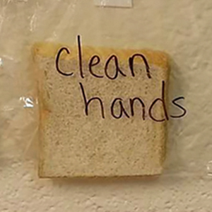Genius Teacher's 'Bread Trick' Shows Kids Why They Need To Wash Hands, And It's Disgustingly Brilliant