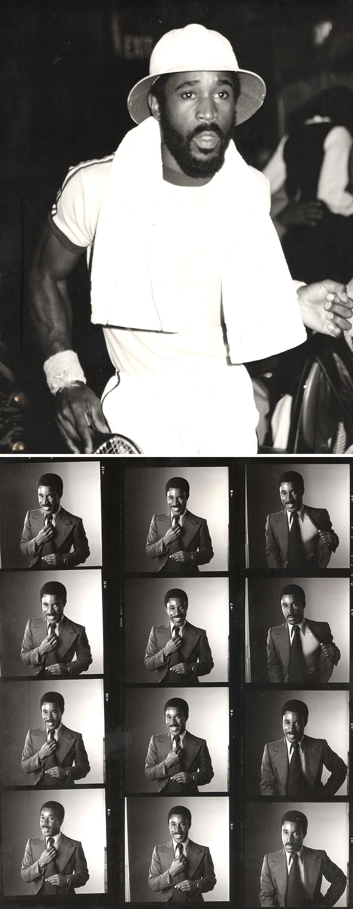 Some Of My Fathers Modeling Pictures, 70s