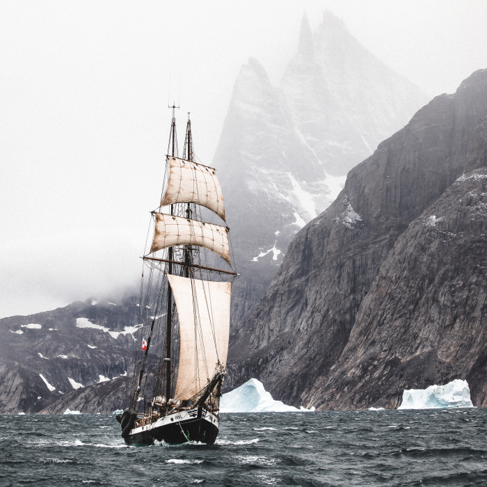 Exploring The High Arctic