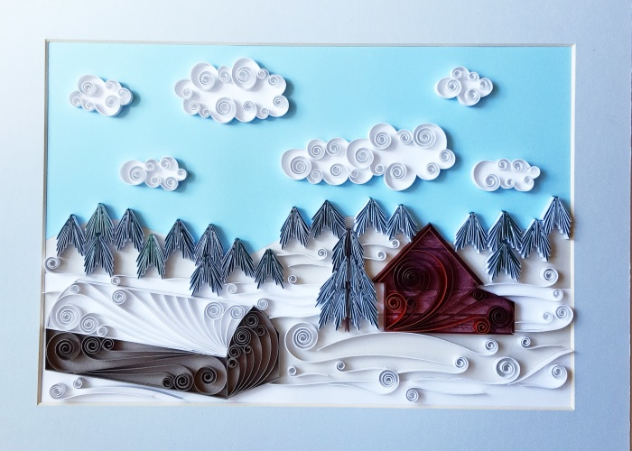 I'm A Paper Artist Who Creates Quilling Art