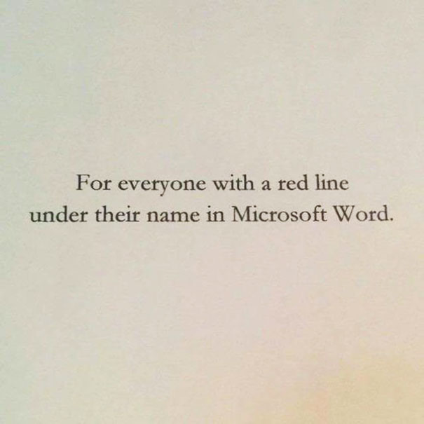 Times Writers Took Book Dedications To Another Level Bored Panda - 24 hilarious photos that take irony to another level