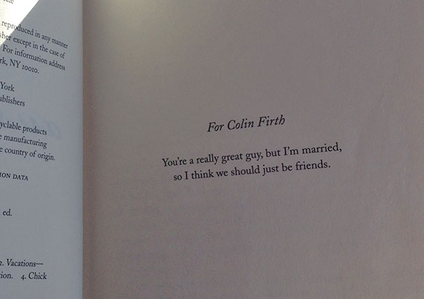When You're So Far In The Friendzone You Get A Book Dedication. Austenland By Shannon Hale