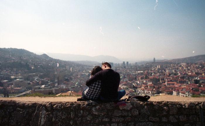 In The Streets Of Sarajevo