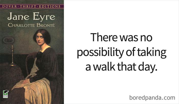 'Jane Eyre' By Charlotte Brontë