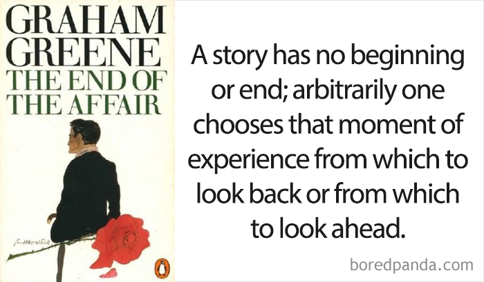 'The End Of The Affair' By Graham Greene