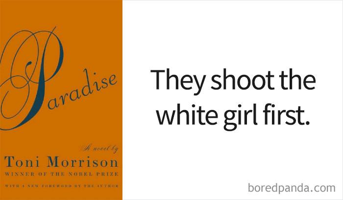 'Paradise' By Toni Morrison