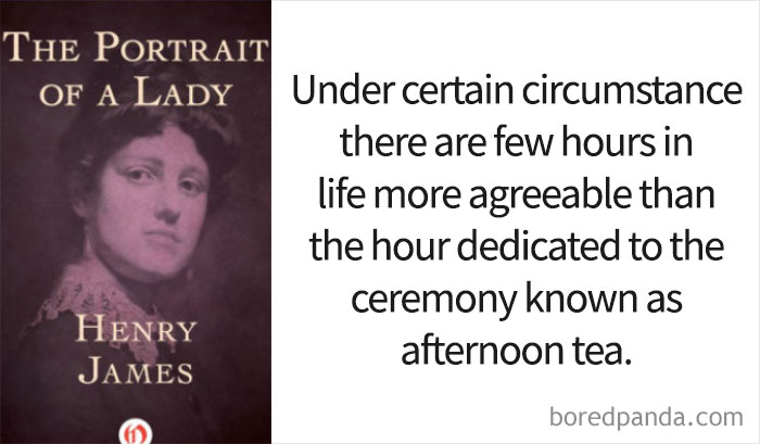 'The Portrait Of A Lady' By Henry James