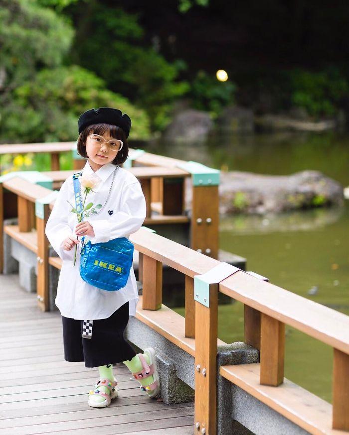 6-year-old Fashion Icon Coco