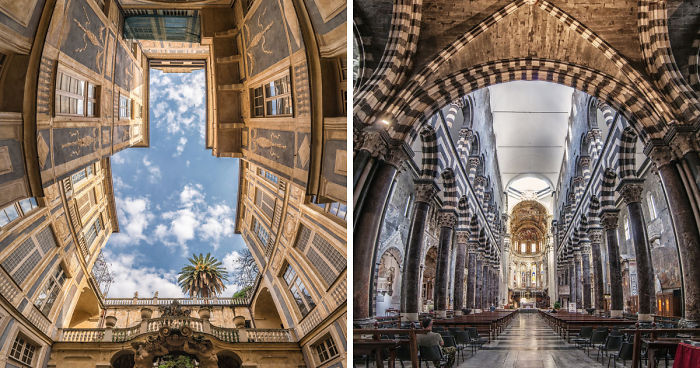 I Shoot Vertical Panoramas To Reveal The True Beauty Of Architecture