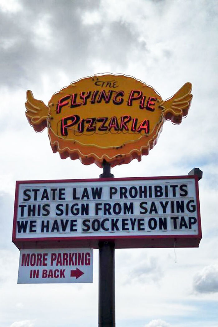 Pizza Place In My Hometown