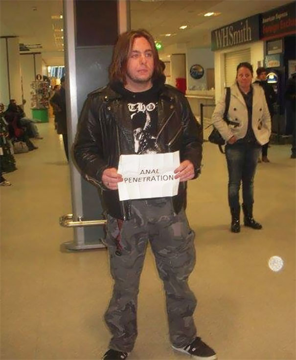 The Challenges Of Picking Up A Metalband From The Airport