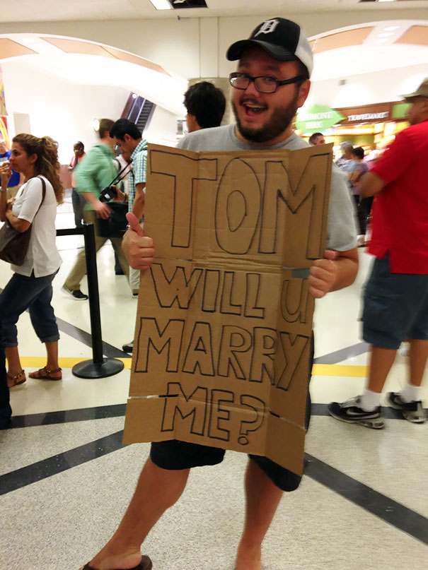 How I Greet My Straight Friends At The Airport (I Never Got A Straight Answer)