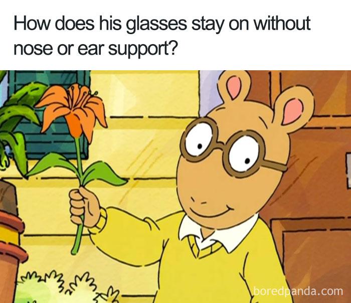 Funny Cartoon Logic Fails
